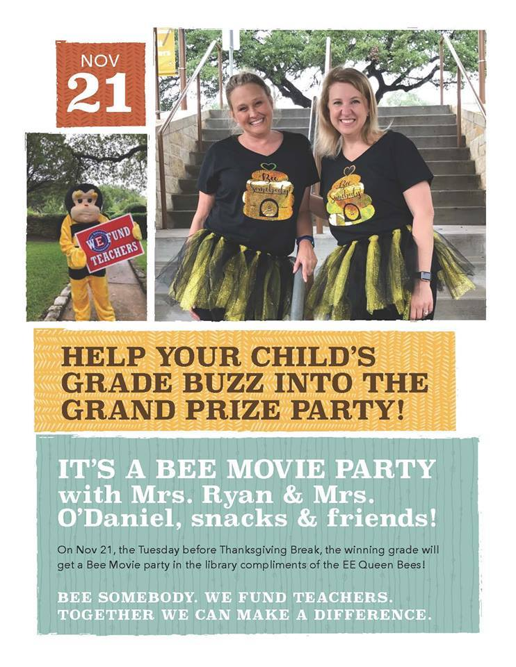 BEE Somebody, and Help Us Support EEF!